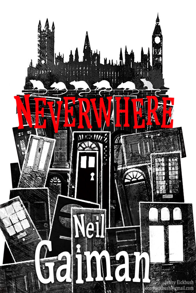 neverwhere cover
