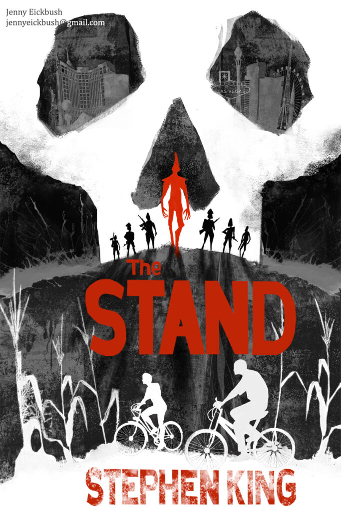 stand cover