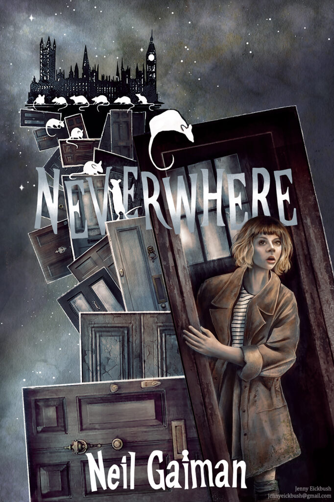 Neverwhere cover redo