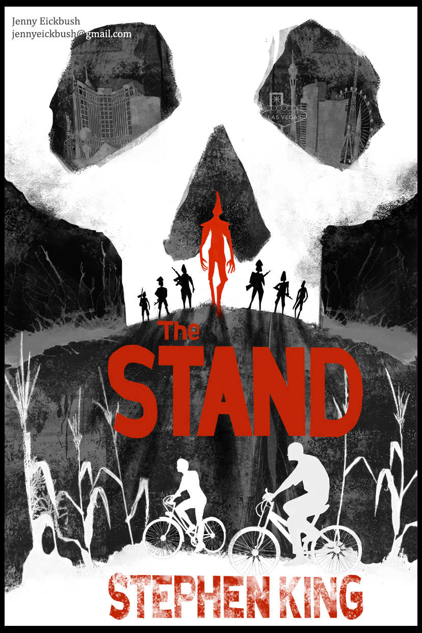 stand cover w boarder