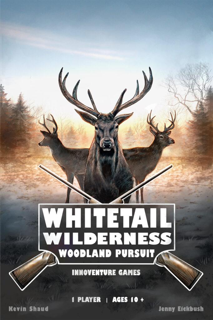 Eickbush_Whitetail Wilderness_Box Front