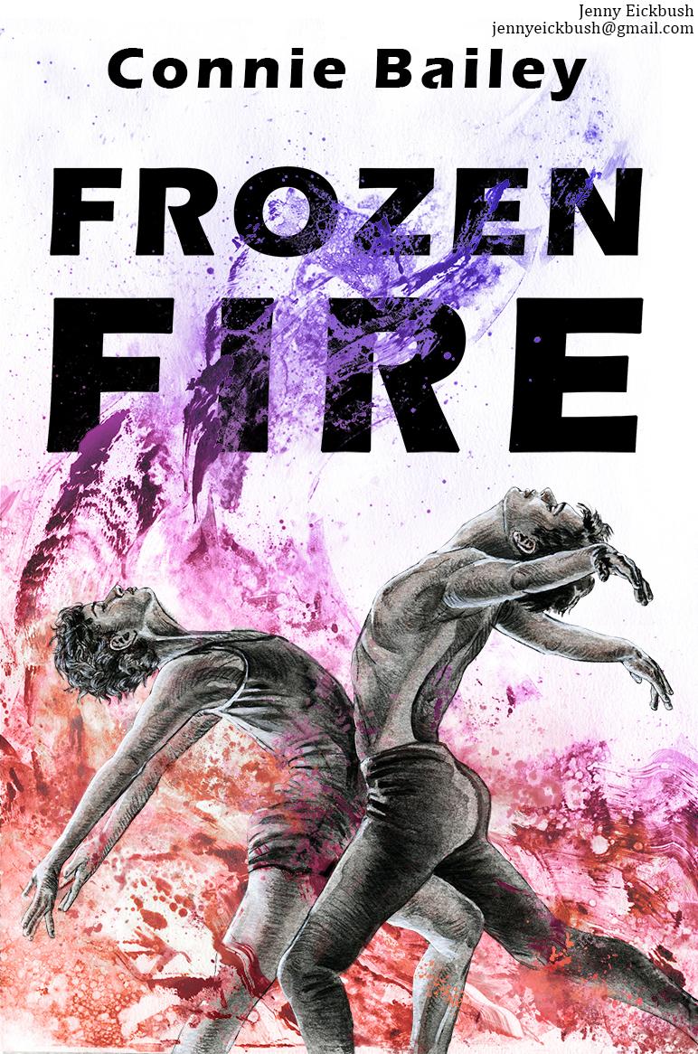Jenny Eickbush_Frozen Fire _Cover Art